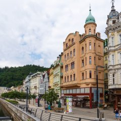 Апартаменты Apartments Bohemia Rhapsody городской автобус