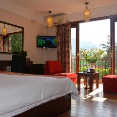 Sapa Elite Hotel комната для гостей фото 5