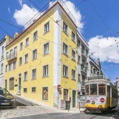 Отель LxWay Lisboa aos Poiais Лиссабон