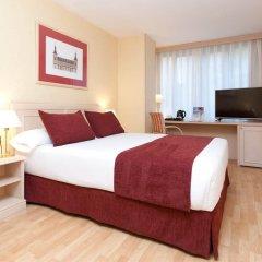 Отель Senator Castellana Испания, Мадрид - 3 отзыва об отеле, цены и фото номеров - забронировать отель Senator Castellana онлайн комната для гостей фото 5