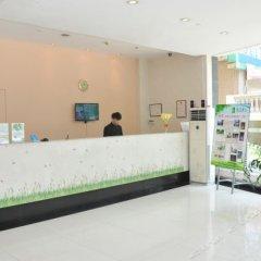 Отель Jinjianginn Style Zhongshan HuBin Китай, Чжуншань - отзывы, цены и фото номеров - забронировать отель Jinjianginn Style Zhongshan HuBin онлайн интерьер отеля фото 2