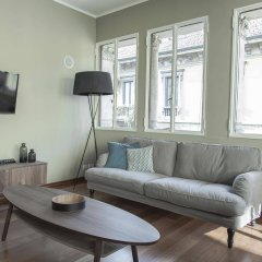 Апартаменты Brera Apartments комната для гостей фото 2