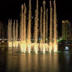 Апартаменты Downtown Al Bahar Apartments Дубай приотельная территория фото 2