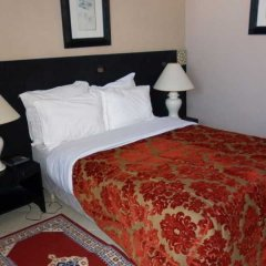 Oscar Hotel комната для гостей
