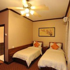 Lao Home Hotel комната для гостей