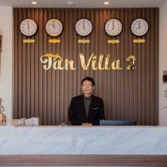 Отель Tan Villa 2 Далат интерьер отеля