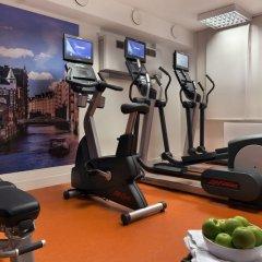 Отель Citadines Michel Hamburg фитнесс-зал