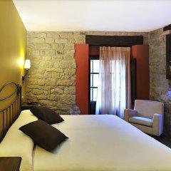 Отель El Peiron Сос-дель-Рей-Католико комната для гостей