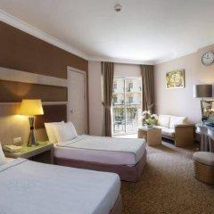Mukarnas Spa & Resort Hotel Турция, Окурджалар - отзывы, цены и фото номеров - забронировать отель Mukarnas Spa & Resort Hotel онлайн комната для гостей фото 3