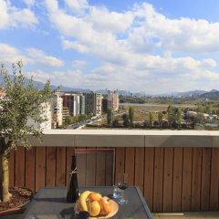 Апартаменты Lake Muse Apartments Тирана балкон