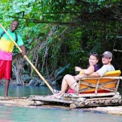 Отель Nianna Eden Ямайка, Монтего-Бей - отзывы, цены и фото номеров - забронировать отель Nianna Eden онлайн приотельная территория