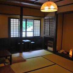 Отель Yamanoyado Reisen Kannojigoku Ryokan Минамиогуни комната для гостей