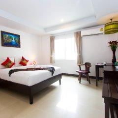 Отель Silver Resortel Стандартный номер с различными типами кроватей