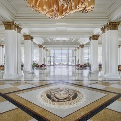 Отель Palazzo Versace Dubai интерьер отеля
