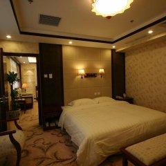 Отель Desheng Hotel Beijing Китай, Пекин - отзывы, цены и фото номеров - забронировать отель Desheng Hotel Beijing онлайн комната для гостей фото 5