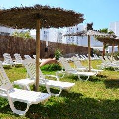 Hotel Apartamentos Central City - Adults Only пляж фото 2
