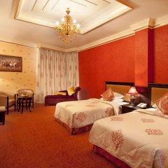 Отель Sahara Beach Resort & Spa ОАЭ, Шарджа - 7 отзывов об отеле, цены и фото номеров - забронировать отель Sahara Beach Resort & Spa онлайн комната для гостей фото 5