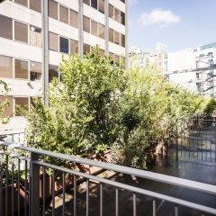 Отель MyPlace Corso Como 11 балкон