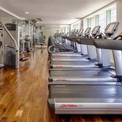 Отель Park Hyatt Washington фитнесс-зал фото 3