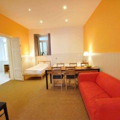 Отель Central Spot Prague Apartments Чехия, Прага - отзывы, цены и фото номеров - забронировать отель Central Spot Prague Apartments онлайн комната для гостей фото 3