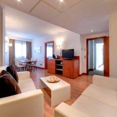 Отель Monte Triana Испания, Севилья - отзывы, цены и фото номеров - забронировать отель Monte Triana онлайн комната для гостей фото 2