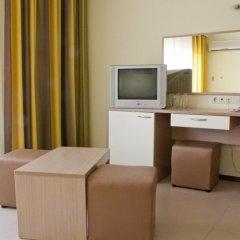Отель Bellevue Hotel Болгария, Золотые пески - 5 отзывов об отеле, цены и фото номеров - забронировать отель Bellevue Hotel онлайн удобства в номере фото 2