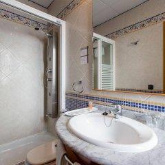 Hotel Negresco Gran Vía ванная