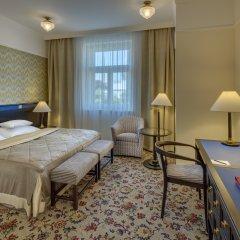 Отель Savoy Чехия, Прага - 5 отзывов об отеле, цены и фото номеров - забронировать отель Savoy онлайн комната для гостей фото 5