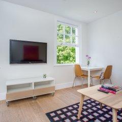 Апартаменты Chadwell Street Serviced Apartments Лондон комната для гостей фото 5