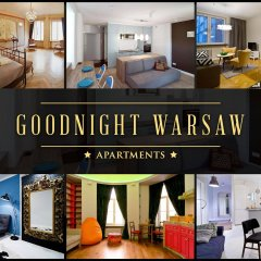 Апартаменты Goodnight Warsaw Apartments Wilcza 26a интерьер отеля