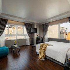 Отель Hanoi Imperial Hotel Вьетнам, Ханой - 1 отзыв об отеле, цены и фото номеров - забронировать отель Hanoi Imperial Hotel онлайн комната для гостей фото 5