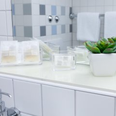Hotel Basilea Zürich ванная