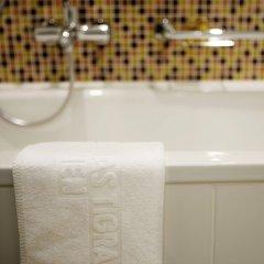 Отель Boutique Hotel Das Tigra Австрия, Вена - 2 отзыва об отеле, цены и фото номеров - забронировать отель Boutique Hotel Das Tigra онлайн ванная