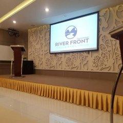 Отель River Front Krabi Hotel Таиланд, Краби - отзывы, цены и фото номеров - забронировать отель River Front Krabi Hotel онлайн интерьер отеля фото 3