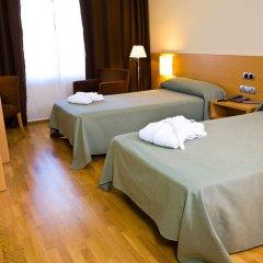 Отель Oca Golf Balneario Augas Santas комната для гостей