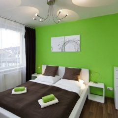 Апартаменты New Town - Apple Apartments комната для гостей фото 7