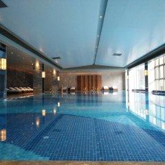 Отель Fu Rong Ge Hotel Китай, Сиань - отзывы, цены и фото номеров - забронировать отель Fu Rong Ge Hotel онлайн бассейн фото 3