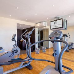 Hotel Barriere Le Gray d'Albion Канны фитнесс-зал