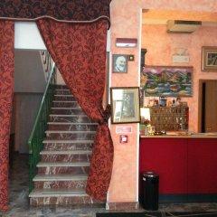 Hotel Rex Кьянчиано Терме интерьер отеля