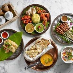 Отель Novotel Singapore on Stevens питание