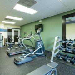 Отель Hampton Inn & Suites Lake City, Fl Лейк-Сити фитнесс-зал фото 2