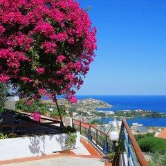 Pela Mare Hotel пляж фото 2