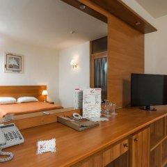 Гостиница Виктория 4* Стандартный номер с двуспальной кроватью фото 4