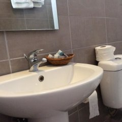 Отель Arion Hotel Corfu Греция, Корфу - 1 отзыв об отеле, цены и фото номеров - забронировать отель Arion Hotel Corfu онлайн ванная