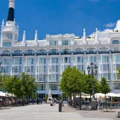 Отель ME Madrid Reina Victoria фото 10