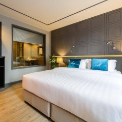 Отель Well Hotel Bangkok Таиланд, Бангкок - отзывы, цены и фото номеров - забронировать отель Well Hotel Bangkok онлайн сейф в номере