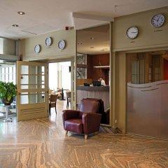 Antwerp Harbour Hotel интерьер отеля
