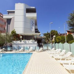 Hotel Magic бассейн фото 3