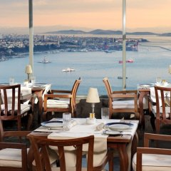 Отель InterContinental Istanbul питание фото 2