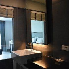 Отель The Sala Pattaya Паттайя ванная